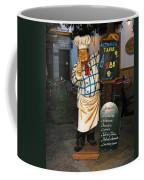 Tapas Man In Spain Coffee Mug