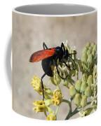 Tarantula Hawk Wasp Coffee Mug
