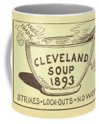 Tariff League Postcard, 1906 Coffee Mug