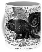 Tasmanian Devil Coffee Mug