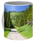 Tatra Mountains In Poland Coffee Mug