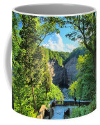 Taughannock Falls Overlook Coffee Mug