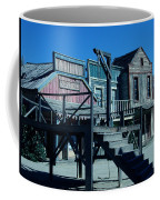 Taverna Western Village In Spain Coffee Mug by Colette V Hera  Guggenheim