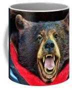 Taxidermy -  Black Bear Coffee Mug