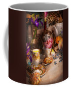 Tea Party - The Magic Of A Tea Party  Coffee Mug by Mike Savad