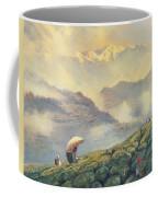 Tea Picking - Darjeeling - India Coffee Mug