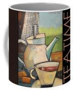 Tea Time Poster Coffee Mug
