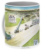 Teapot Dome Scandal, 1924 Coffee Mug