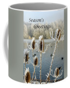 Teasel With Frost Coffee Mug