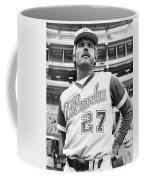 Ted Turner (1938- ) Coffee Mug by Granger