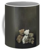 Teddy Bear Family Coffee Mug