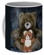 Teddy Elder Care Bear Coffee Mug