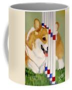 Teddy Weaves Coffee Mug