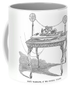 Telegraph, 1854 Coffee Mug