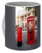 Telephone And Post Box Coffee Mug