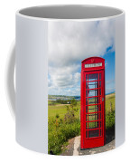 Telephone Anyone Coffee Mug