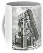 Telescope At The Paris Obervatory Coffee Mug