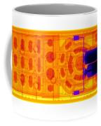 Television Remote Control Coffee Mug