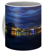 Tempe Arts Center At Sunset  Coffee Mug