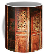 Temple Door Coffee Mug