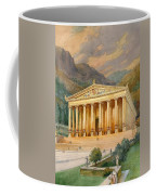 Temple Of Diana Coffee Mug