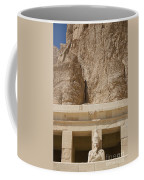 Temple Of Hatshepsut Coffee Mug