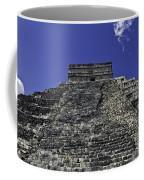 Temple Of Kukulkan Three Coffee Mug