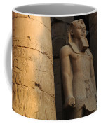 Temple Of Luxor  Egypt Coffee Mug