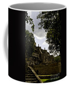Temple Of The Warriors Two Coffee Mug