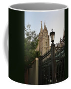 Temple Square Grounds Coffee Mug by Bruce Bley
