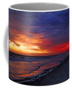 Ten Minutes On The Beach  Coffee Mug
