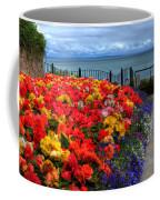 Tenby In Bloom Coffee Mug