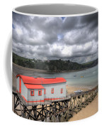 Tenby Lifeboat House Coffee Mug
