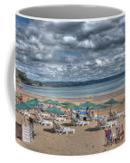 Tenby North Beach 3 Coffee Mug