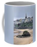 Tenby Over North Beach Coffee Mug