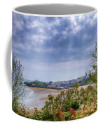 Tenby Pembrokeshire Painted Coffee Mug