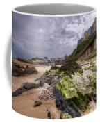 Tenby Rocks Painted Coffee Mug