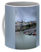 Tenby Town Across The Harbour Coffee Mug