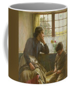 Tender Grace Of A Day That Is Dead Coffee Mug by Walter Langley