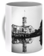 Tennessee Centennial - Nashville - Auditorium - C 1897 Coffee Mug by International  Images