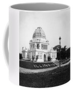 Tennessee Centennial In Nashville - Illinois Building - C 1897 Coffee Mug