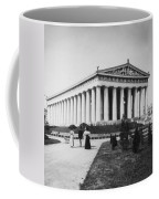 Tennessee Centennial In Nashville - The Parthenon - C 1897 Coffee Mug