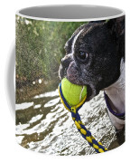 Tennis Ball Mist Coffee Mug
