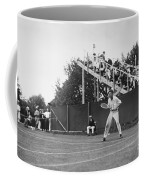 Tennis Player, C1920 Coffee Mug