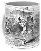 Tennis: Wimbledon, 1880 Coffee Mug