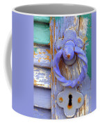 Terrace Door Coffee Mug