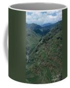 Terraces Of Rice Coffee Mug