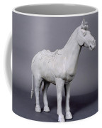 Terracotta Horse Coffee Mug