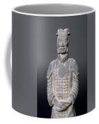 Terracotta Warrior Soldier Coffee Mug