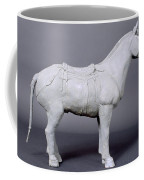 Terracotta Warrior's Horse Coffee Mug